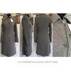 Кашемировое пальто полностью на ватине