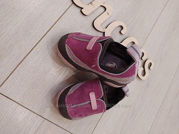 Кроссовки для новорожденных крокс