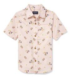 Рубашка с коротким рукавом Сhildrensplace