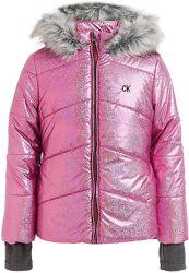 Тёплая куртка Calvin Klein