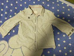 Фирменная рубашка для малыша