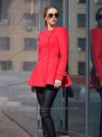 Пальто, полупальто Ирис женское, подростковое Разные цвета