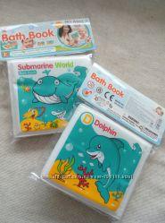 Книга для купания с пищалкой