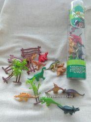Динозавры большой набор игровой
