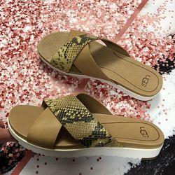 UGG  Kari Exotic Flat Sandal оригинал