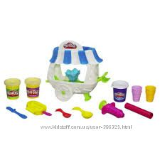 Пластилин Play-Doh Магазинчик мороженого