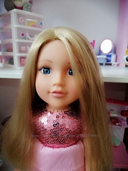 Кукла с шикарными волосами Designafriend