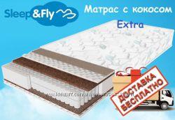 Ортопедический матрас Sleep & Fly Extra Акция 20 скидка.