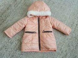 Деми-сезонная куртка . Рост 80, 86, 92 см.