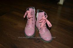 Ботинки сапожки демисезонные 26 размер