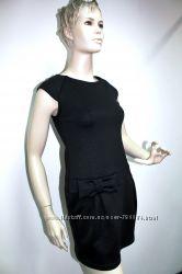 Платье облегающее черное весна Италия