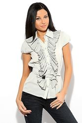 Нарядные блузки рубашки