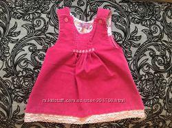 Сарафан платье идеальный вариант в садик. Размер 2-3 года.