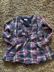 Рубашка  блузка для девочки
