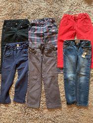 Брюки джинсы для девочки