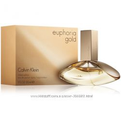 Продам Calvin Klein Euphoria Gold Limited Edition 50 мл