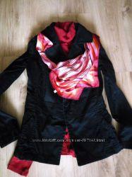 Стильный котоновый пиджак