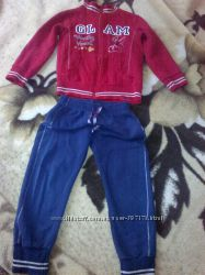спортивный костюм CHICCO 116 рост