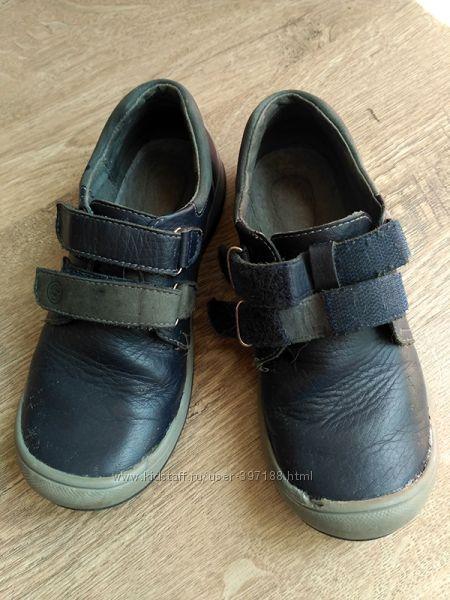 Туфли кожа на сменку 21 см по стельке