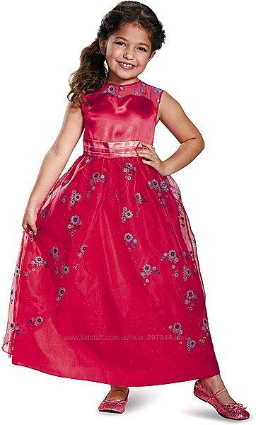 Платье Елена из Авалора Elena of Avalor Disney костюм на 3-4 года