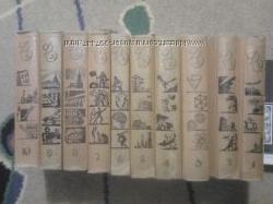 Детская энциклопедия в 10 томах полный комплект