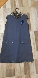 Шикарное платье mone 134 размер