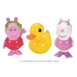 Свинка Пеппа и овечка Сьюзи - Брызги в ванной. Игровой набор BCM57