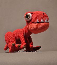 Динозаврик. Ручная работа