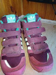 Зимние детские ботинки ADIDAS ORIGINAL ZX WINTER CF