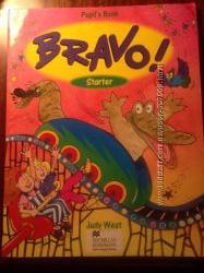Учебник английского языка Bravo Pupil&acutes book