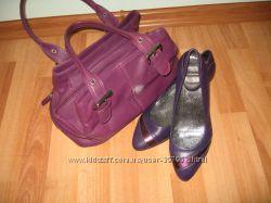 Туфли  VAGABOND оригинал , кожа, 37 размер