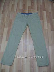ZARA man оригинал светлые  джинсы, Р-Р 4232