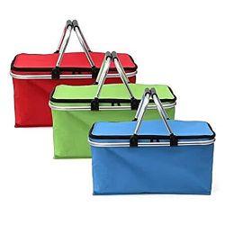Термосумка дорожная Alu Basket, сумка-холодильник