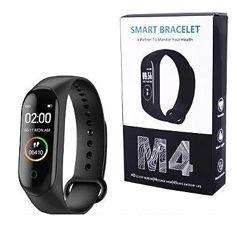 Фитнес браслет Smart Watch M4 фитнес трекер, смарт браслет
