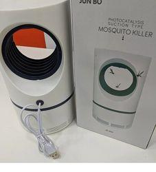Уничтожитель комаров от USB Mosquito Killer Jun Bo JB-666 - лампа ловушка