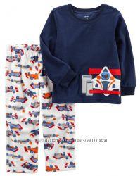 Флисовые пижамы и слипы СARTERS для мальчиков