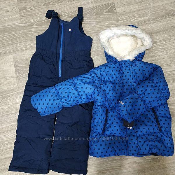 Зимний костюм OSHKOSH 18м 2Т 3Т 6х
