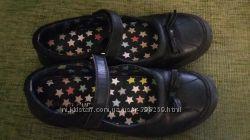 Туфли школьные кожа