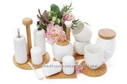 Чайные наборы - фарфор, бамбук, керамика, лепка