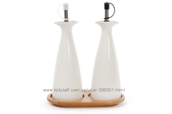 фарфоровая посуда с бамбуком
