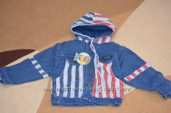 Джинсовая куртка 4-5л