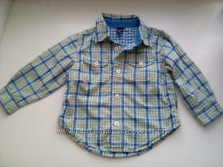 Рубашка на для мальчика Gap, 2 года, 86-92 см.