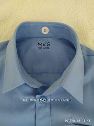 Рубашка с длинным рукавом M&S 8-9 age