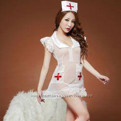 Платье медсестрички