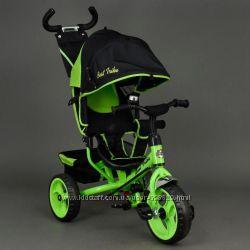 Детский трехколесный велосипед Best Trike 6570 PENA