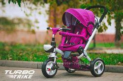 Детский трехколесный велосипед Turbo Trike M 3645