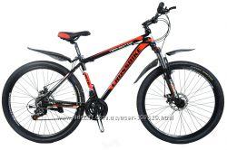 Горный велосипед 27. 5 CROSS HUNTER DD 2019