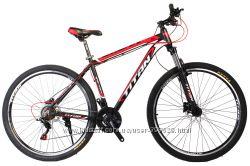Горный велосипед на гидравлике 29 TITAN URBAN HDD