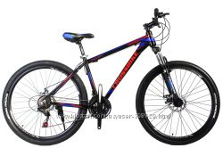 Алюминиевый горный велосипед 27. 5 CROSS LEADER