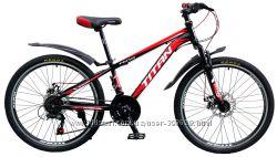 Подростковый горный велосипед 24 TITAN FOCUS